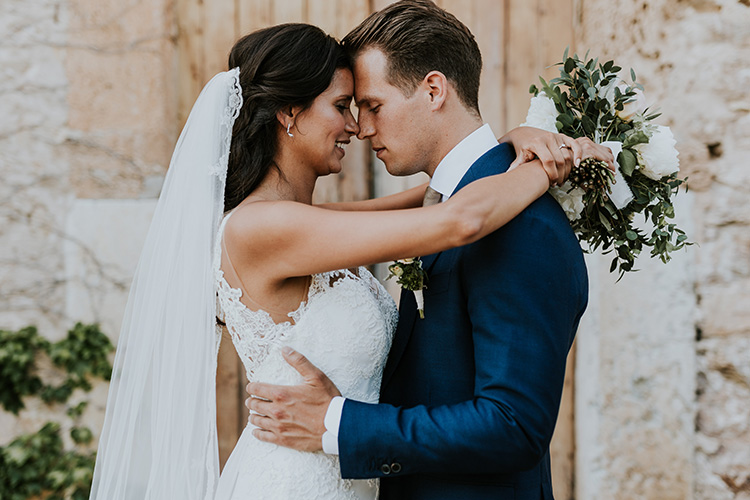 Marloes & Stijn Wedding in Mallorca with Pasion Eventos