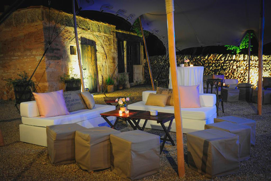 chill out rustico boda mallorca