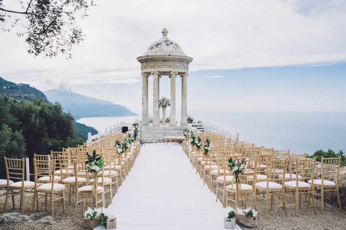 Mallorca exclusive wedding destination. Pasion Eventos